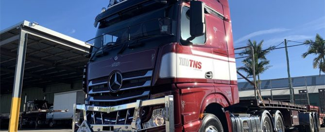 2658 Mercedes Actros